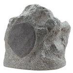Niles RS6SIPRO SPECKLED GRANITE Stereo Input Rock Loudspeaker; 6-in. Two-Way-Speckled Granite