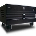 Niles SI-250 Two Chan, High Current Power Amp; 2 x 50W; 225W Bridged; Rack Ears Incl.; 110/240V