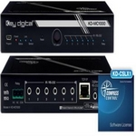 Key Digital KD-MC-1000  Compass Control Master Controller (Wired/LAN, Supports up to 8 Ports) Includes KD-CSLX1