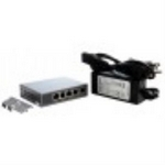 Provide 60W max of PoE power over (4) RJ45 Ports. Ideal for up to (4) VidaPower Adapters