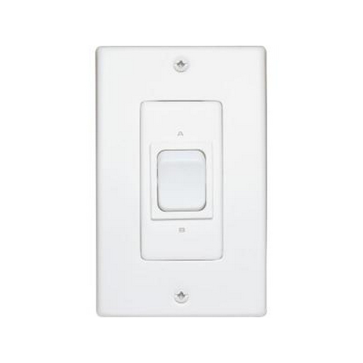 Dayton Decora wired Home IWS-AB In Wall A-B Speaker Switch