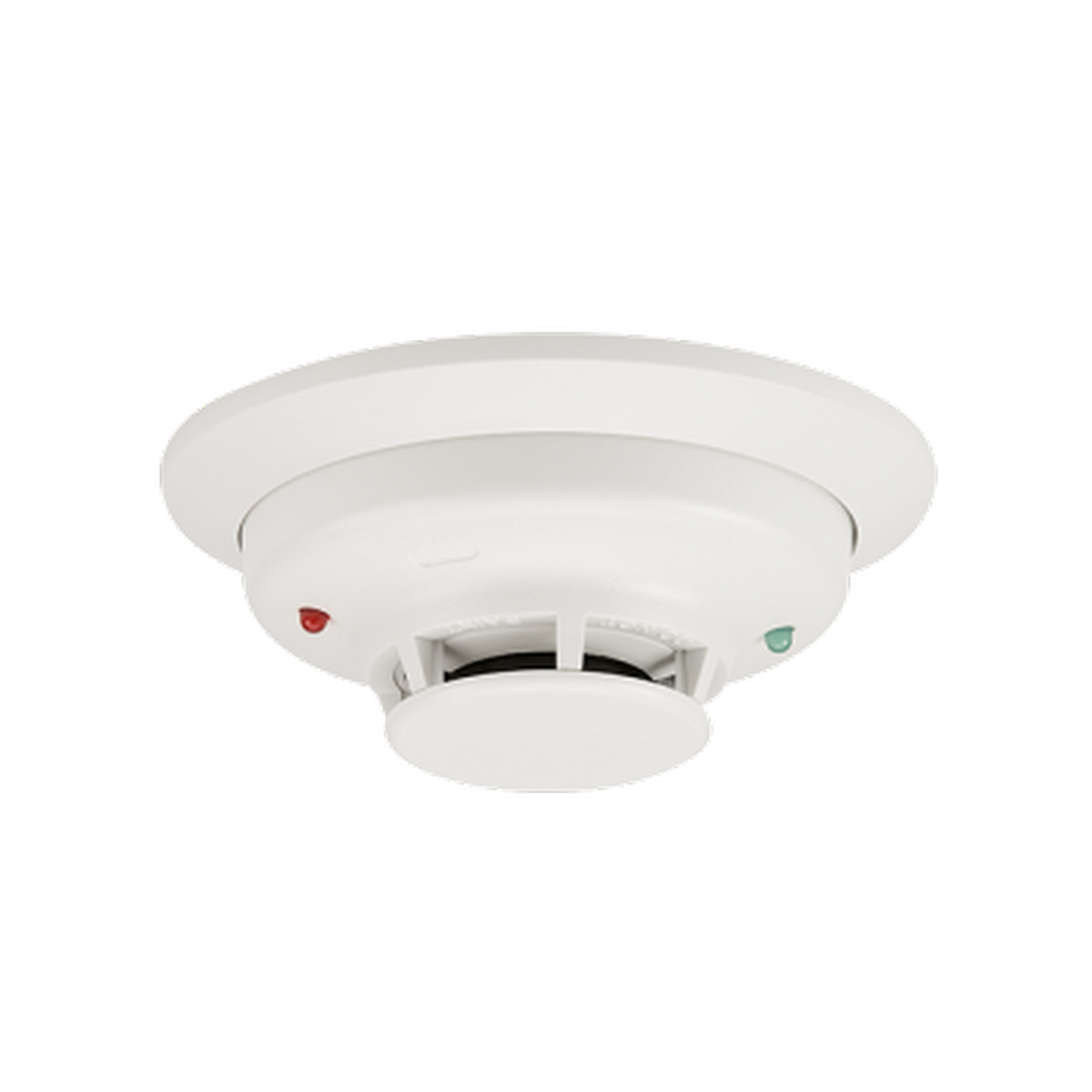 4 Wire smoke detector 12/24v with thermal