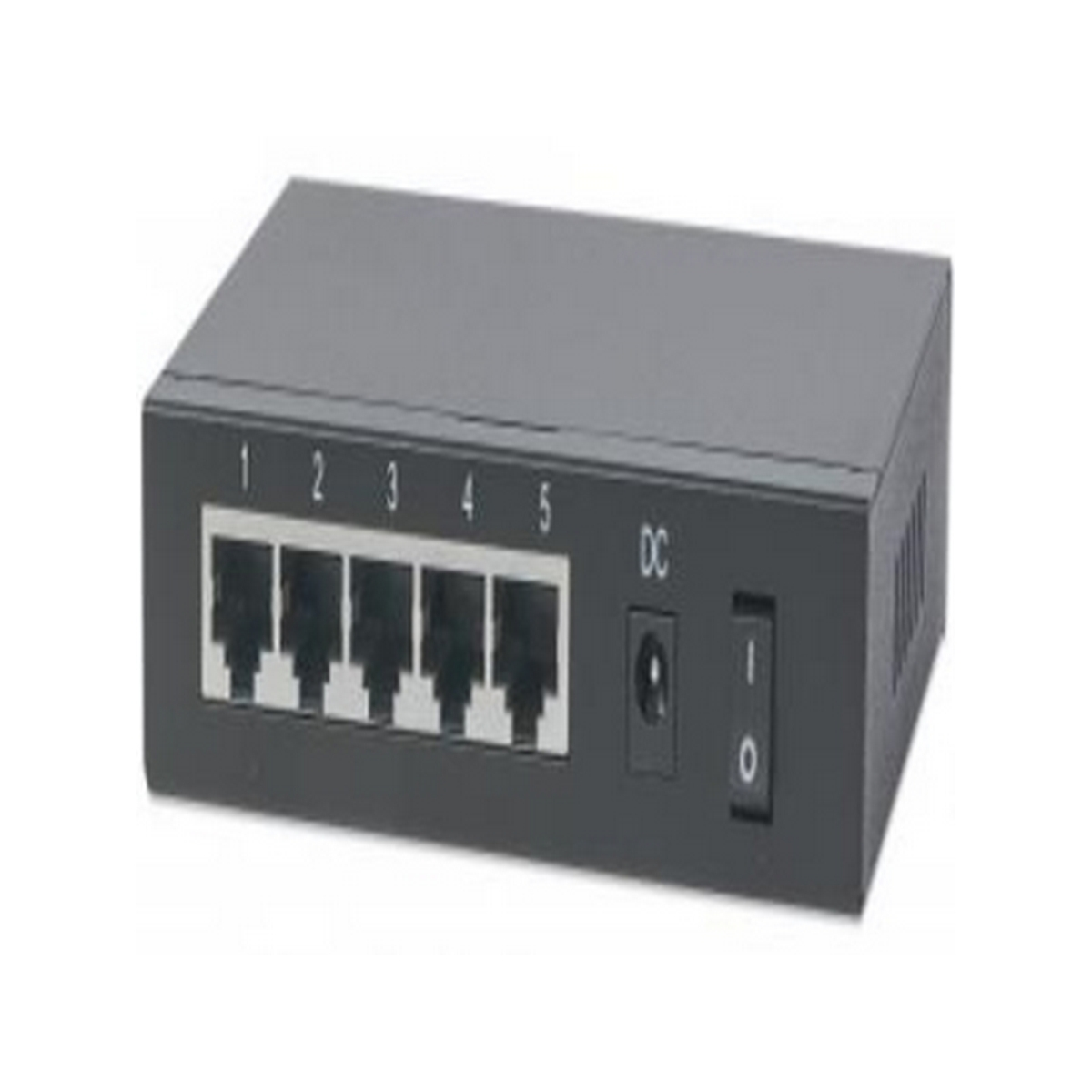 INT 5 Port Gigabit PoE+