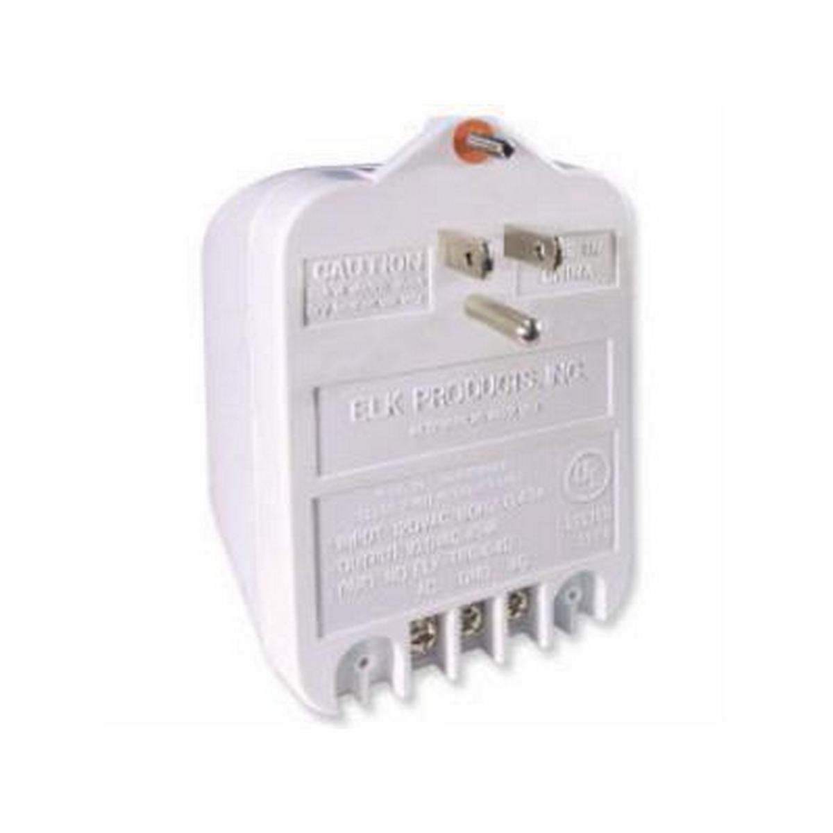 Aprilaire Plugin Transformer, 24V, 40VA