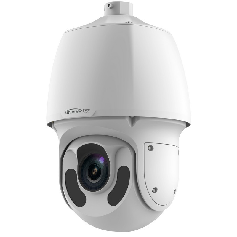 ATV IPV4212M4MP Vandal Dome Camera, 2.8-12mm, MTR, TDN, WDR, 98' IR, IP67