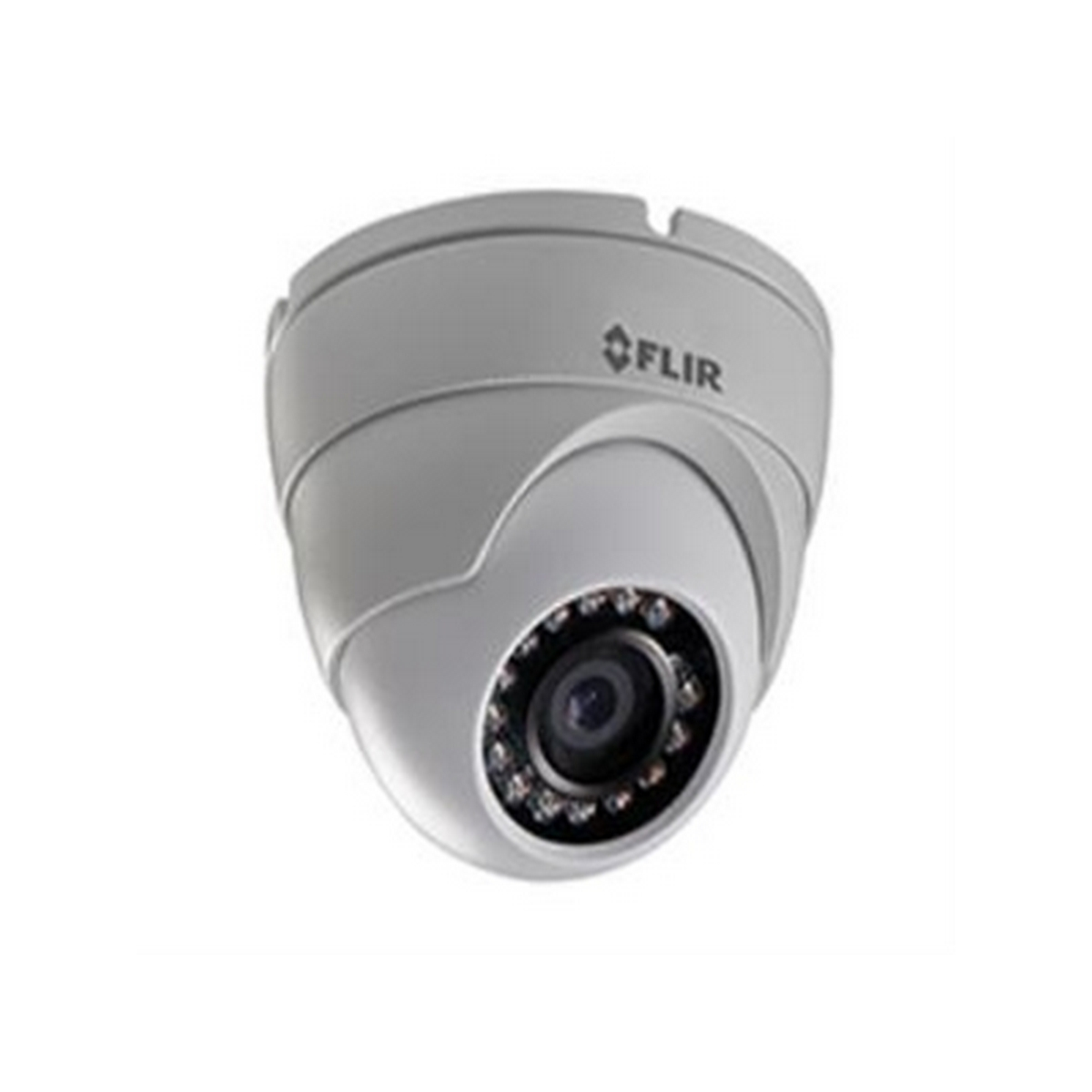 2.1MP HD Fixed Dome MPX camera, 3.6MM Lens, IR, IP66, 12VDC