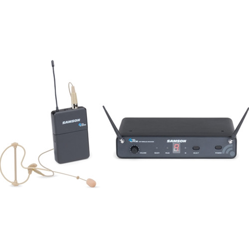 Samson Concert 88 Wireless (D Band) Earset System with SE10 Earset (CB88/CR88) Band: 542-566 MHz