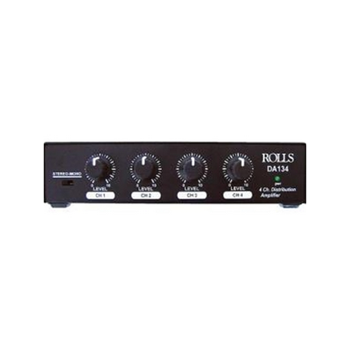 4 Channel RCA Distribution Amp