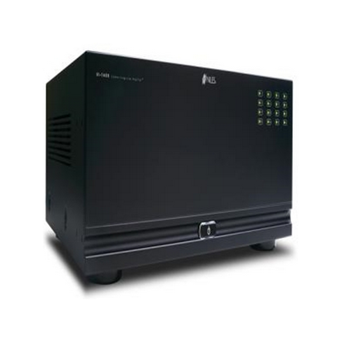 Niles SI-1650 16 Chan, Fully IP Configurable Power Amp; 16 x 50W;  Rack Ears Incl.; 110/240V
