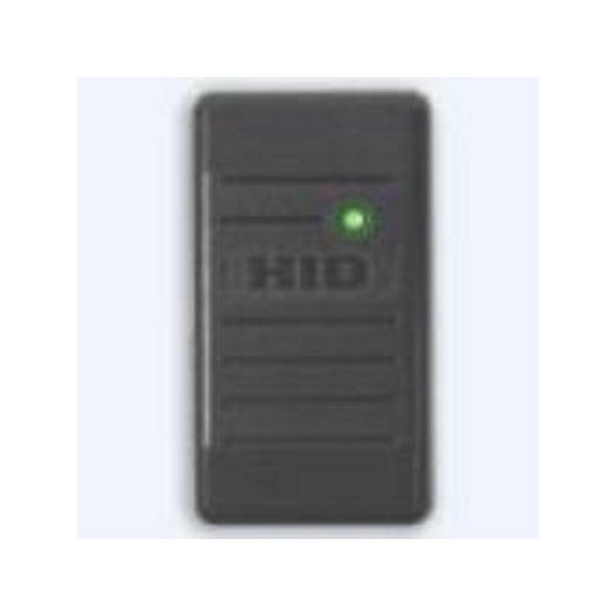 HID 6005BKBOO  Proxpoint Plus Reader black