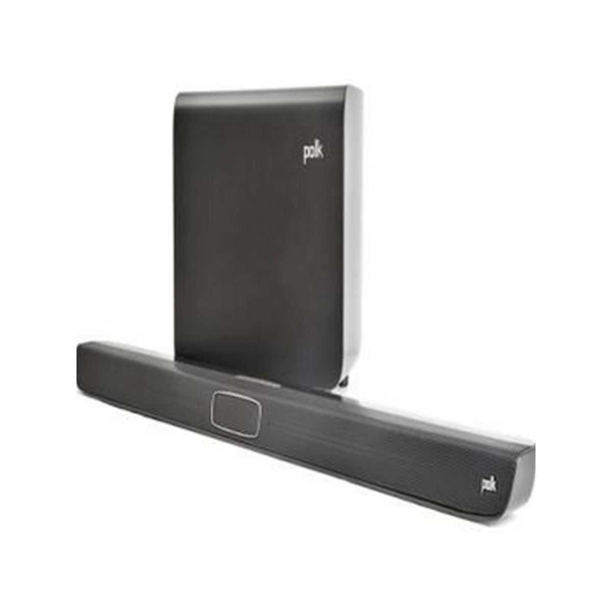 Voice Optimizing Wireless Soundbar w/wireless subwoofer