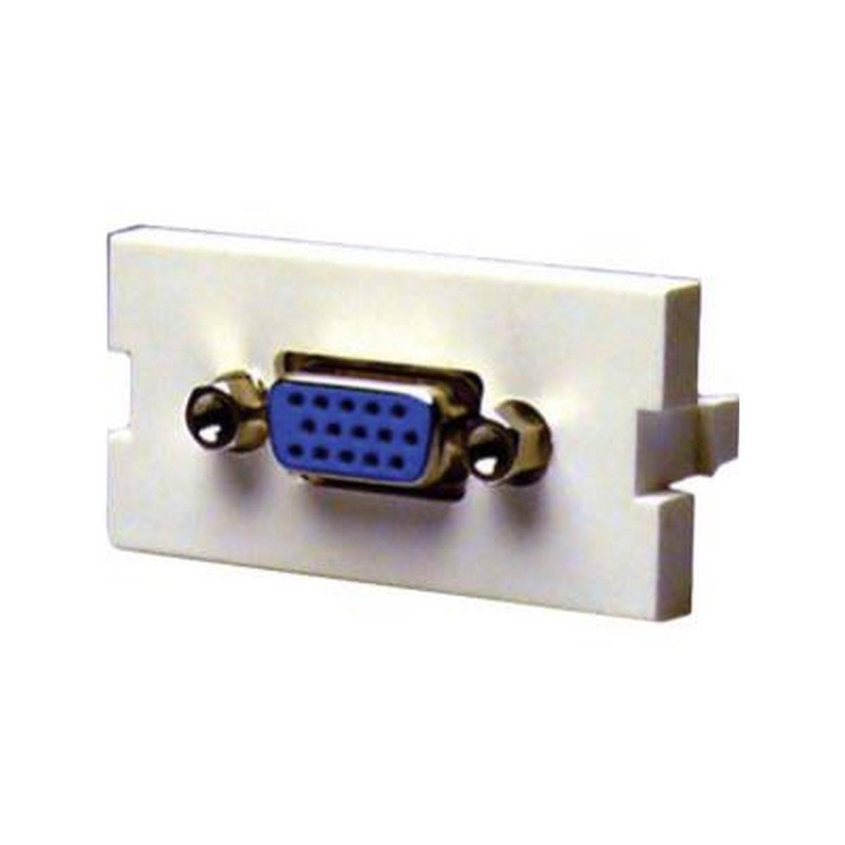 NTW 3UN-FFHD15 SVGA Female to Female Coupler Adapter Module