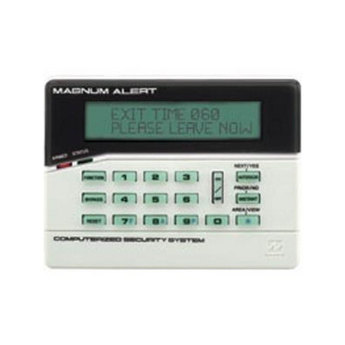 Napco RP3000LCDE Dual line LCD keypad for Magnum alert panel