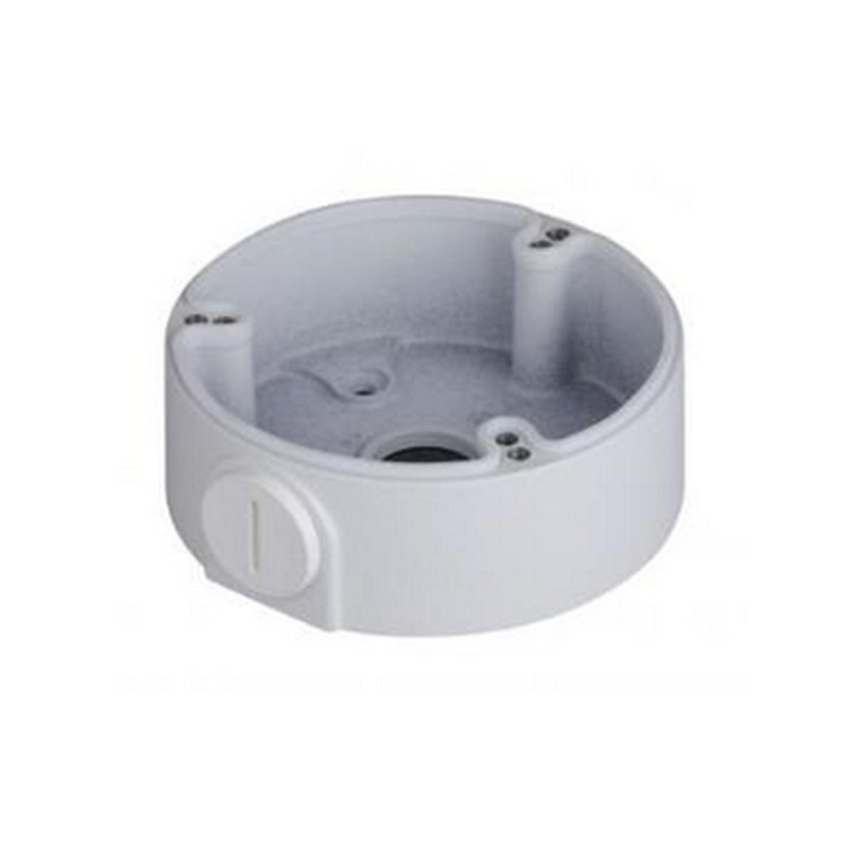 Dahua Material: Aluminum,Color: White,Dimension: f90mm*33.7mm,Weight:0.14Kg Junction Box PFA135
