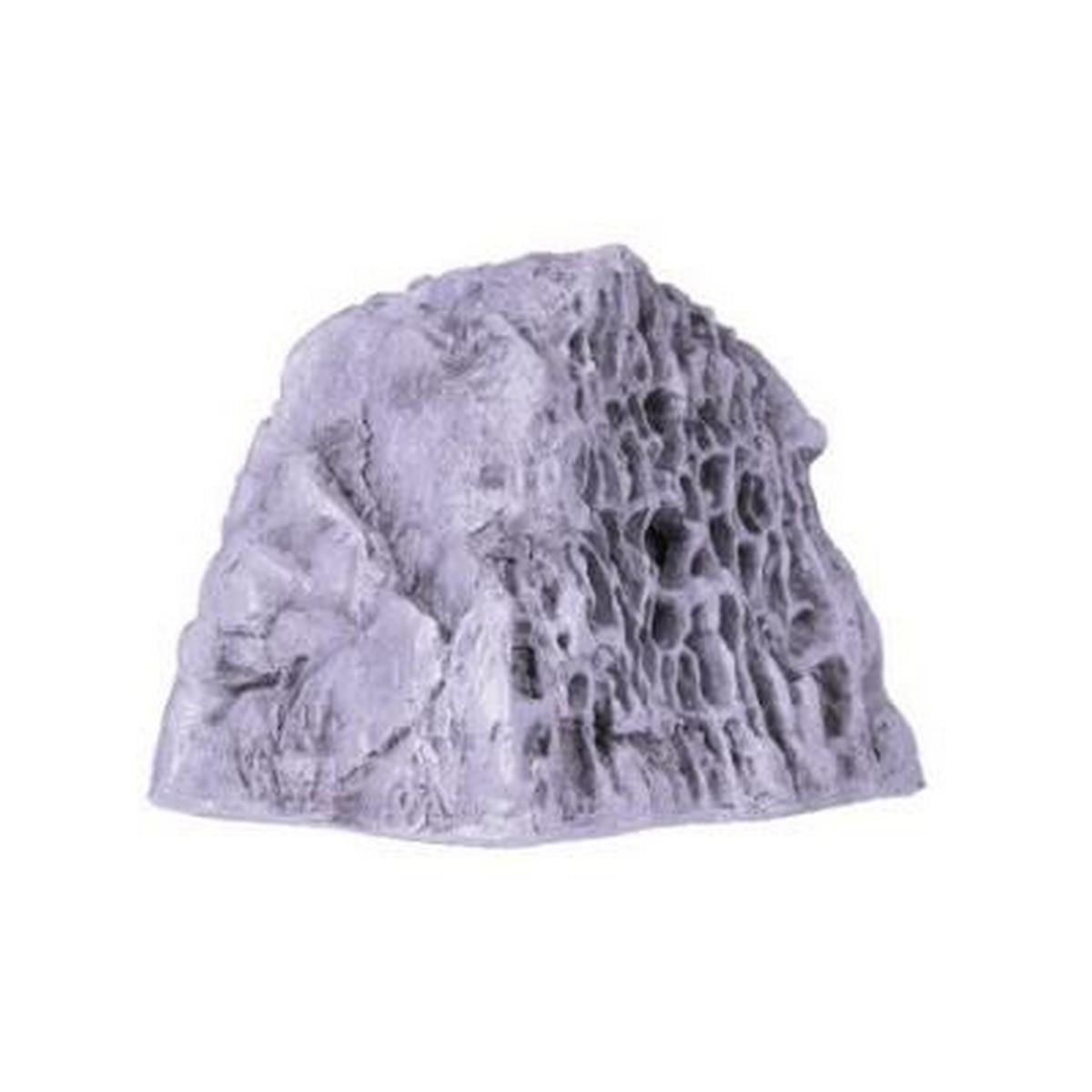 Rockustic Pavarocci with the exotic look of weathered sedimentary rock, this 2-way, 70 watt . 8