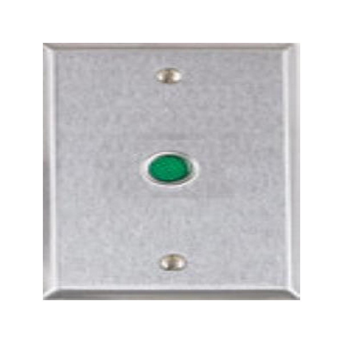 Alarm Controls RP-29L Single gang  Remote station plate, 1/2