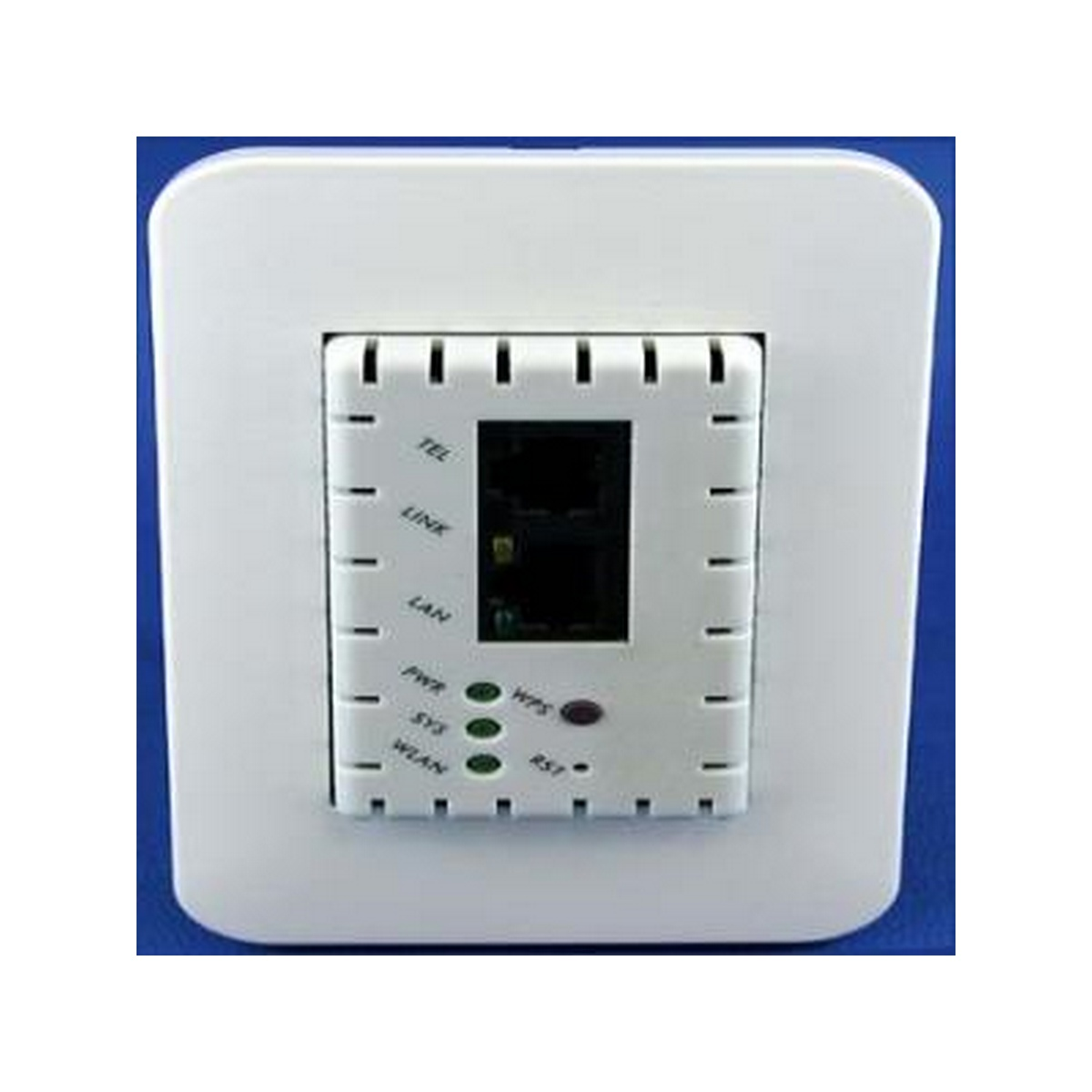 Simple IP Network EW28650-WHT  In Wall AP v2 300Mbps White