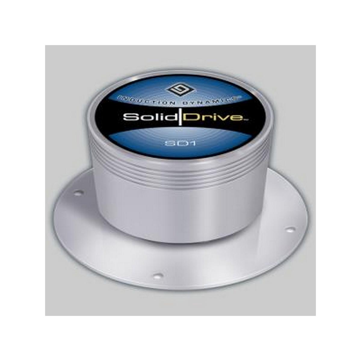 Sound Tube SD1CR CHROME SolidDrive