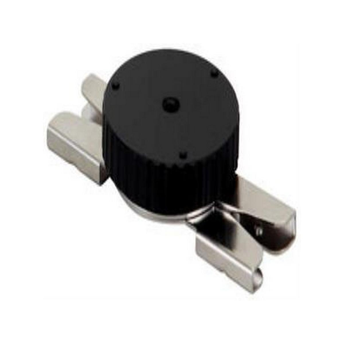 Speco CM00TB Mini Turret Ceiling Tile Clip Mount, Black
