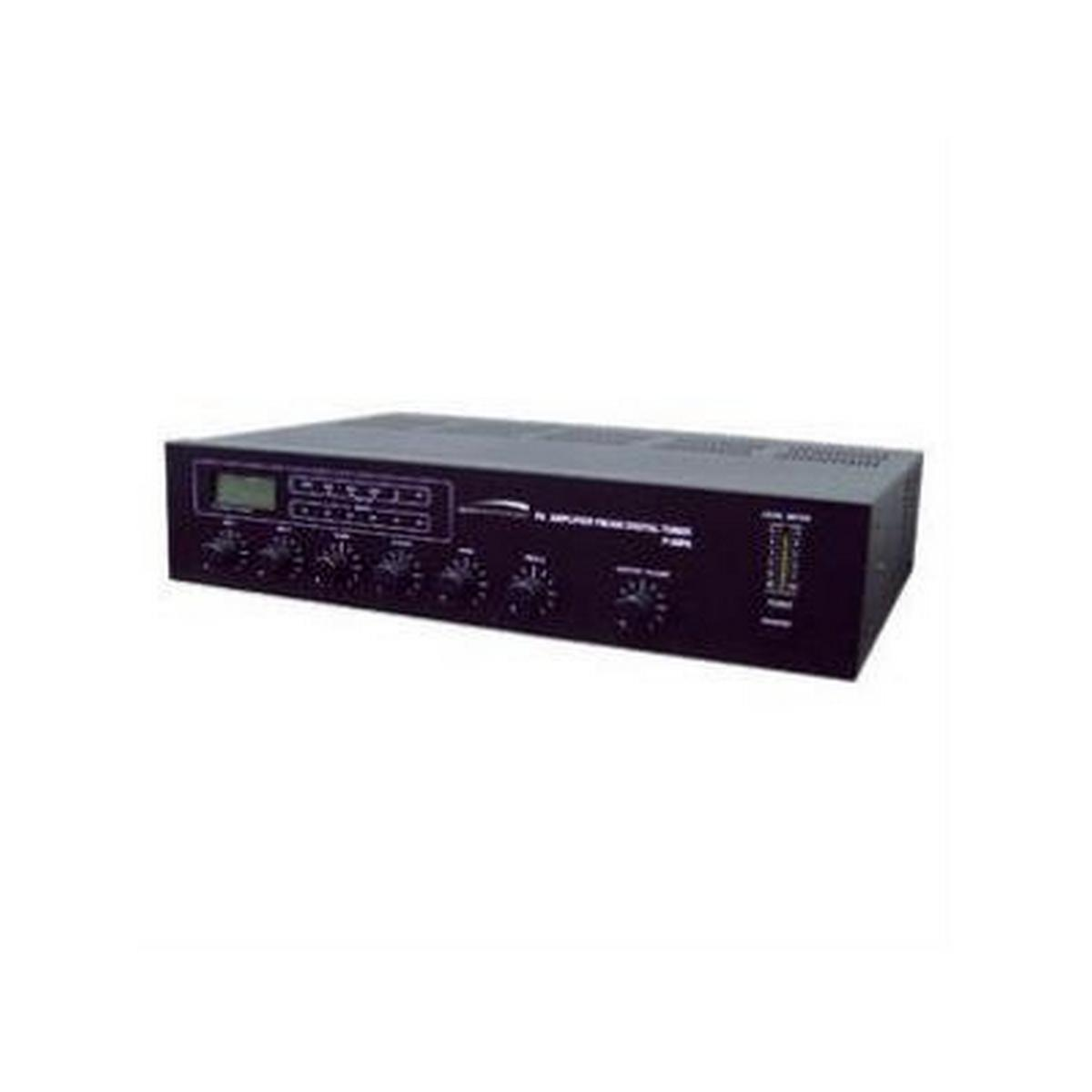 Speco P30FA 30W PA Amplifier with Digital AM/FM Tuner