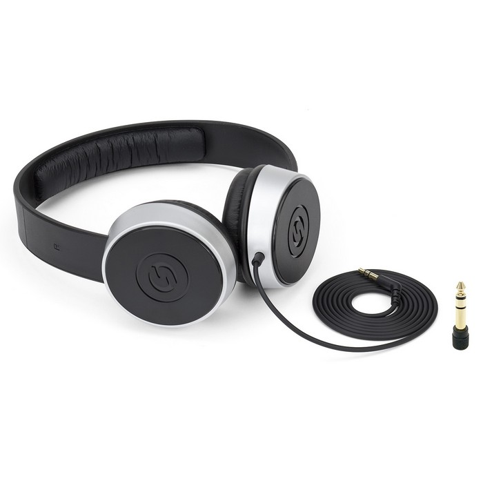 Samson SR450 Closed-Back On Ear Studio Headphones