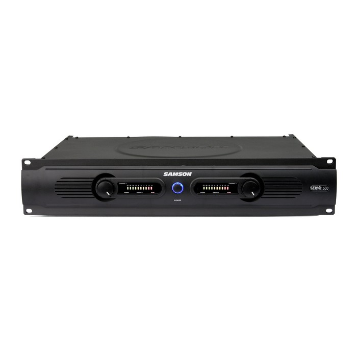 Samson Servo 600 600 watt Power Amplifier
