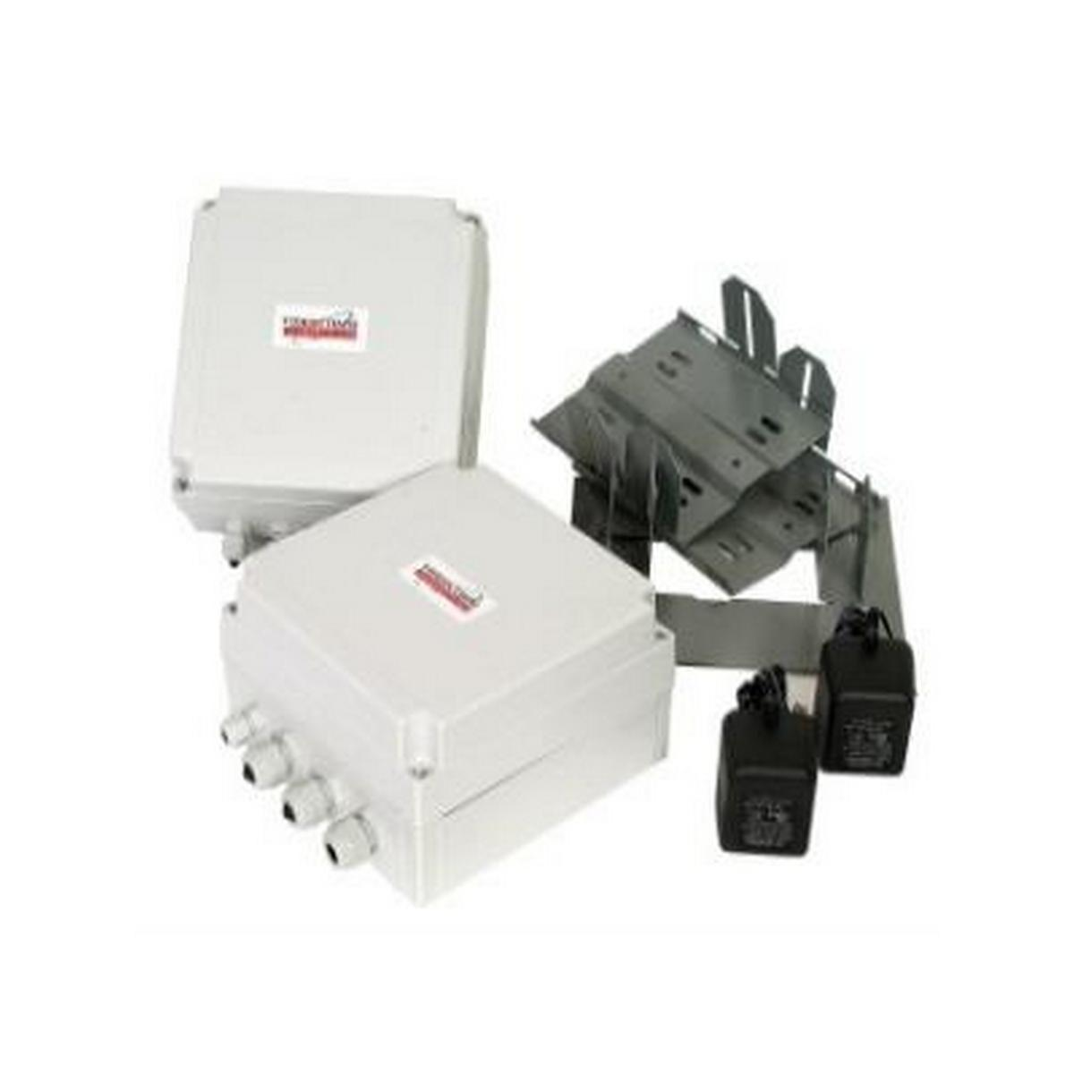 Videocomm Technologies TCO-5808R6   5.8Ghz Wireless transmitter/receiver kit,, all weather, to 2000ft
