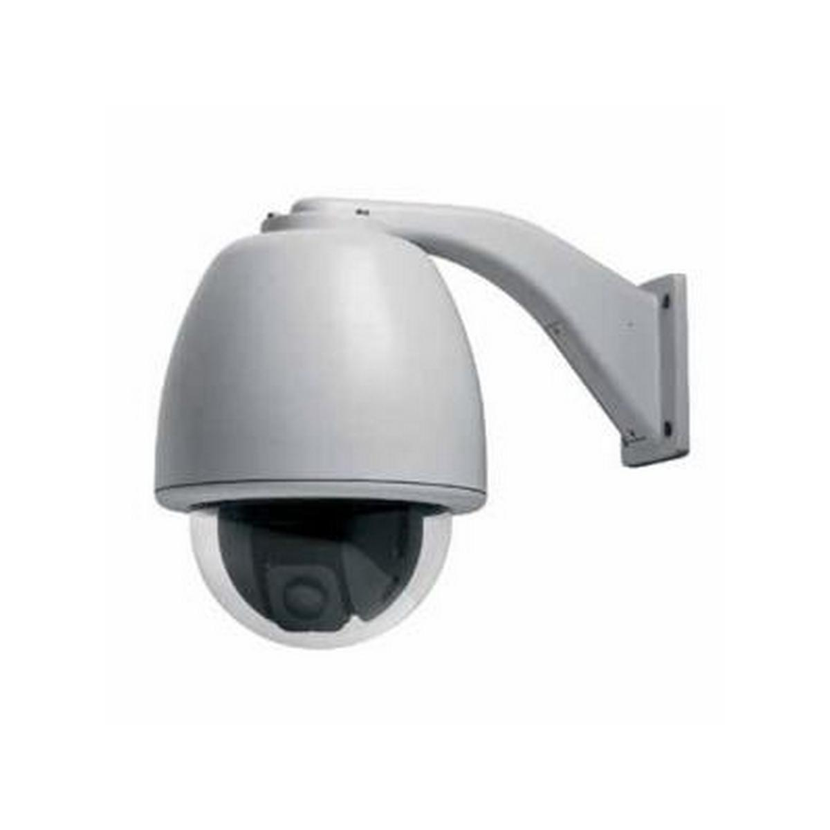G.E. UVP-CE3-D27N   Ultraview 27X D/N PTZ , WDR, Wall mount, outdoor, clear lower dome