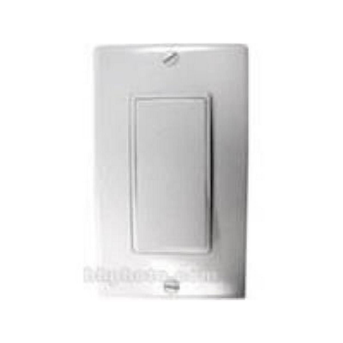 Decora Rocker Wall Switch & Plate - White