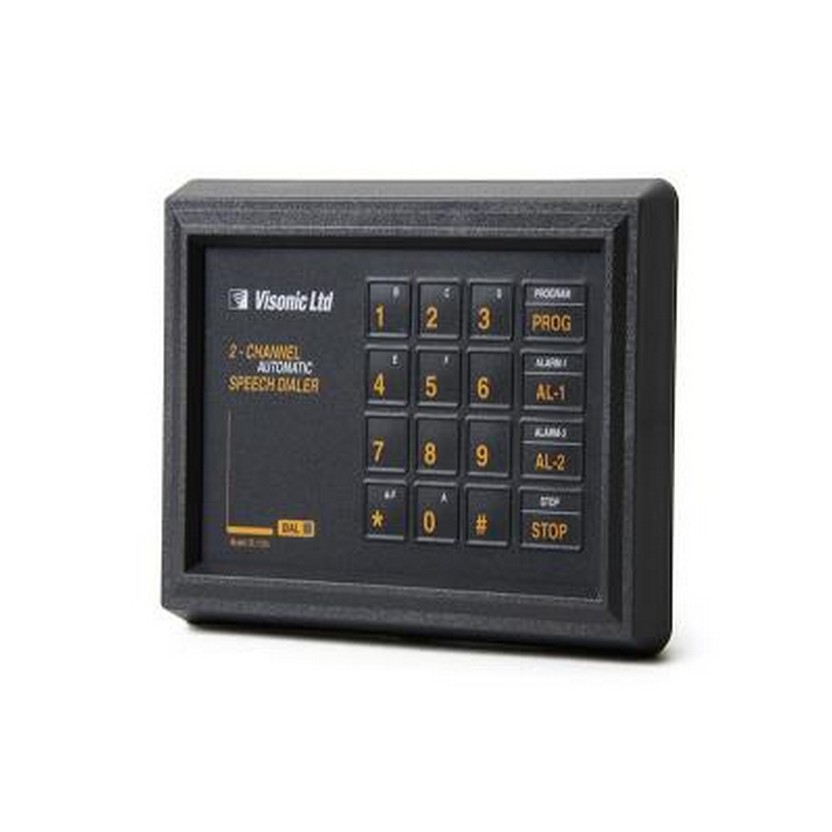 Visonic DL-125C  2 Channel programmable voice dialer