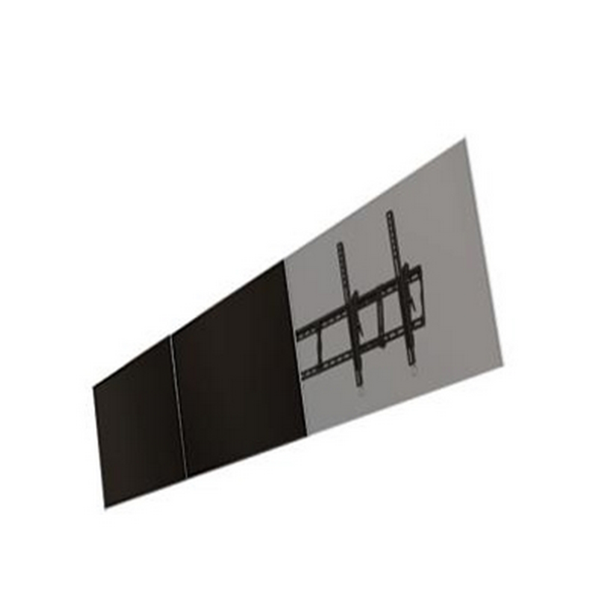 Crimson AV   Wall mounted menu board for landscape orientation