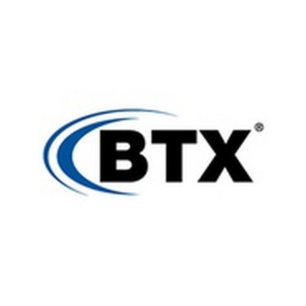 BTX PL5995  Black Single Gang Plate with 1 HDMI and 1 3.5mm Pass though