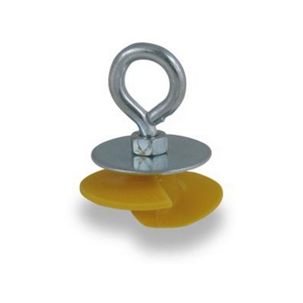 Cloud Anchor   Twist-in cloud anchor w/ eye-hook (qty 12)