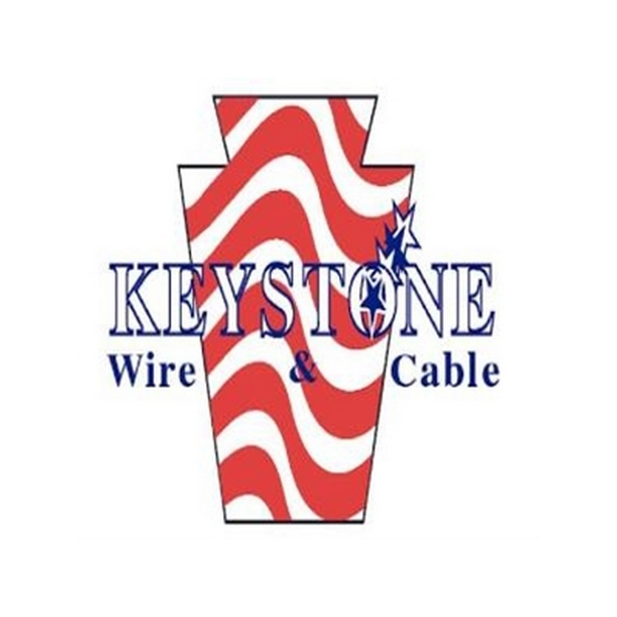 Keystone 18/2 stranded shielded white, 500ft