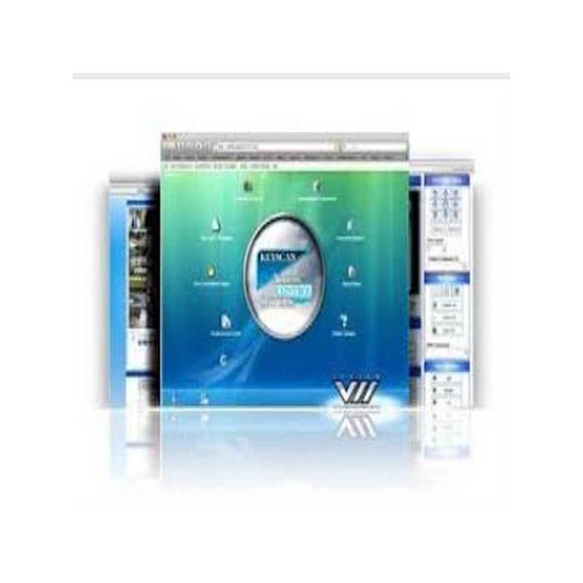Keyscan SYSTEM VII  Access control software