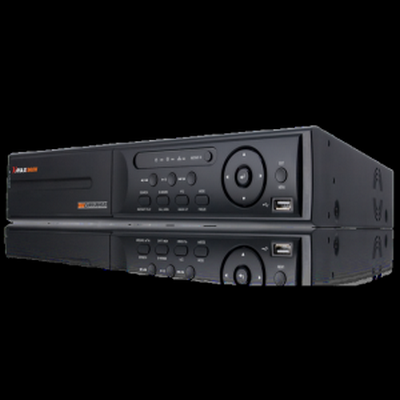 16ch Multiplex DVR with H.264,