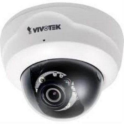 Vivotek FD8164 IR Dome 3.6mm Fixed Lense