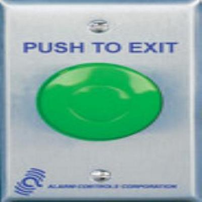 Alarm Controls SPN5426  Pneumatic pushbutton, marked ENTER