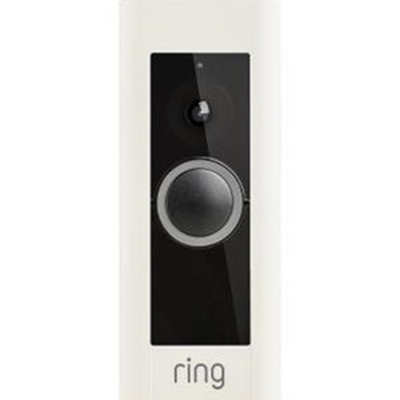 Ring Video Doorbell Pro is for installers. Because it's hardwired to your existing doorbell wires, we've been able to add some cool new features including a 1080p HD camera, advanced motion detection with the ability to create custom motion zones, and 5gHZ wifi compatibility. Pro also comes with a choice of faceplates so that you can custom fit the pro to your home, which also gives the prosumer market more flexibility when installing.