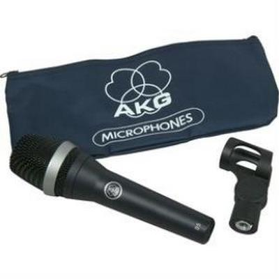 AKG D5S Professional dynamic mic with switchfor lead & backing vocals on stage
