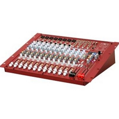16 Input, 8 XLR Mic Input & 4 Stereo Inputs