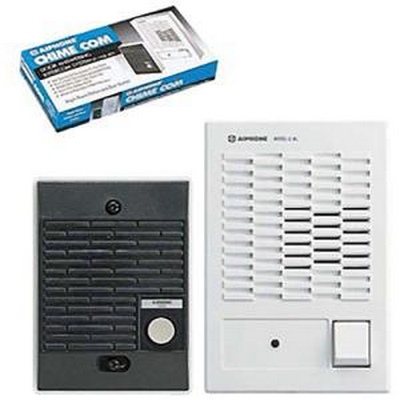 Aiphone C-123L/A  Chime com set, 1 master, 1 door station