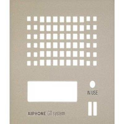 Aiphone GT-DP-L   GT Audio module panel