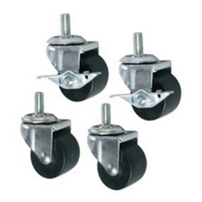 MIDDLE ATLANTIC CASTERS-K Casters set of 4