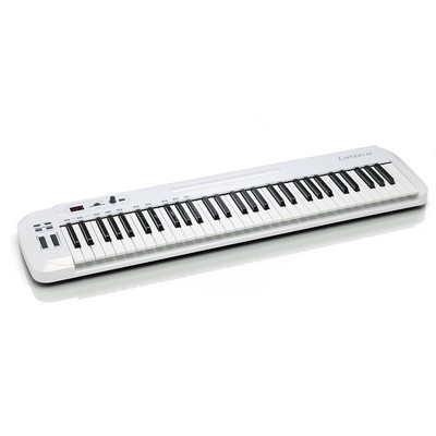 Samson Carbon 61 61 key USB MIDI Keyboard Controller with NI Komplete Elements