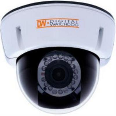 Digital Watchdog DWC-V1363TIR   Vandal dome Starlight w/ IR, 3.3-12MM Dual voltage