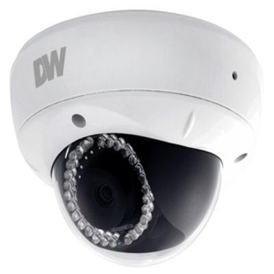 Digital Watchdog MV950TIR  5 MP 1080P IP Vandal dome camera w/ IR