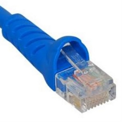ICC 5' CAT6 PATCH CABLE - BLUE