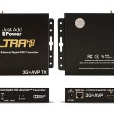Just Add Power VBS-HDMI-718AVP 3G 4K Transmitter