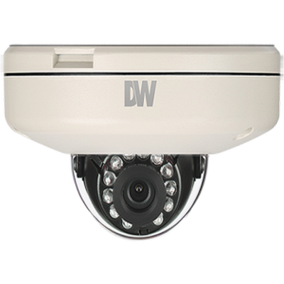 MEGApix Flat Vandal Dome Camera,